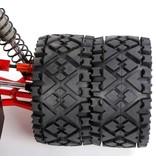 Rovan Sports Baha dubbele achterwiel as (hard geanodiseerd)