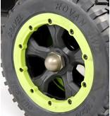 Rovan LT wiel doppen (hard geanodiseerd) nieuwe stijl
