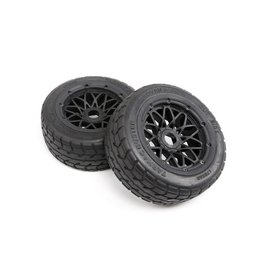 Rovan 5B / F5 Thickened front tyres set Tarmac Buster 170x60 (2pc)