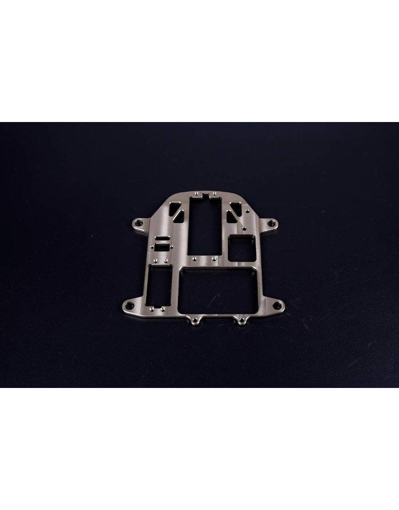 Rovan CNC metalen bevestigingsplaat symmetrische stuurinrichting