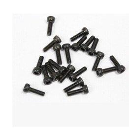 Rovan Inbus Schraube mit Zylinderkopf M4x12 (10 Stücke)