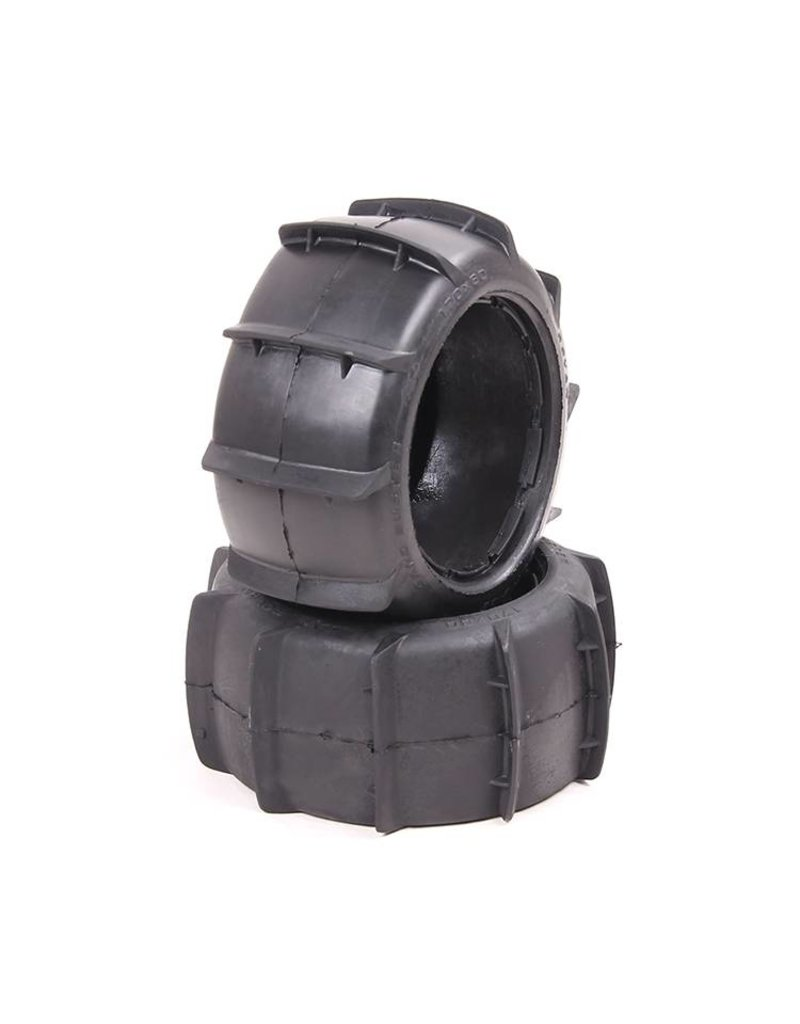 Rovan 5b new rear sand tyres without innner foam