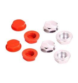 Rovan Upgrade wheel nut(4pcs/set) / mooie machinaal bewerkte wielmoeren