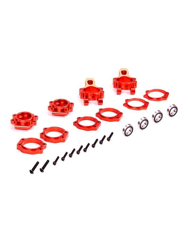 Rovan Alloy rear hub carrier set