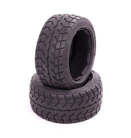 Rovan Sports Front highway tire set (without inner foam) Tarmac Buster 170x60