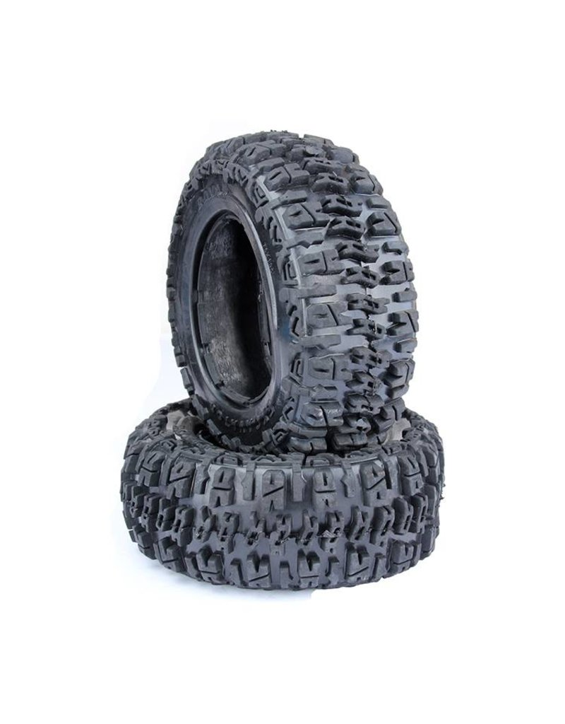 Rovan 5T/SC Knobby tire set front Excavator 75x195 (2pcs)