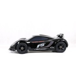 Rovan Rovan ROFUN F5 1/5 2.4G 4WD Drift RC Auto 36cc Benzine Motor On-road - Zwart