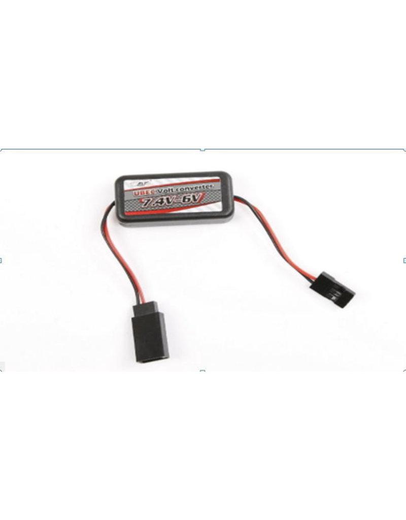 RovanLosi 7.4V Lithium-Ion Step-Down to 6V & Voltage transformator UBEC
