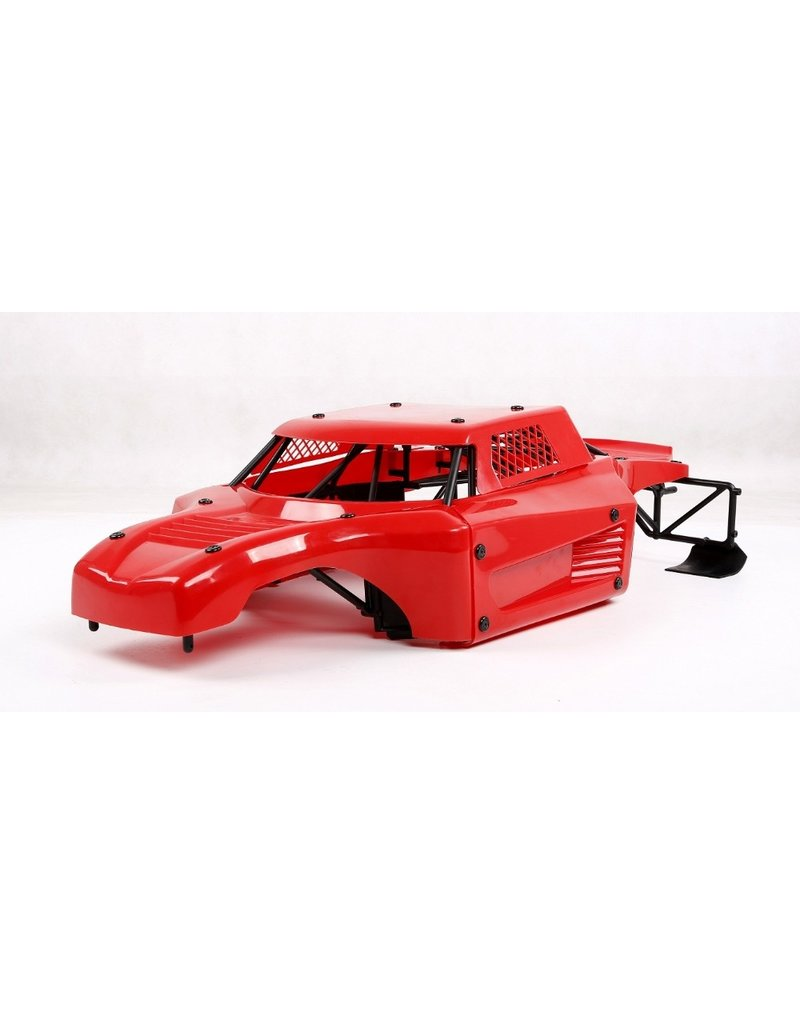 RovanLosi  New LT stong injection molding body set with roll cage