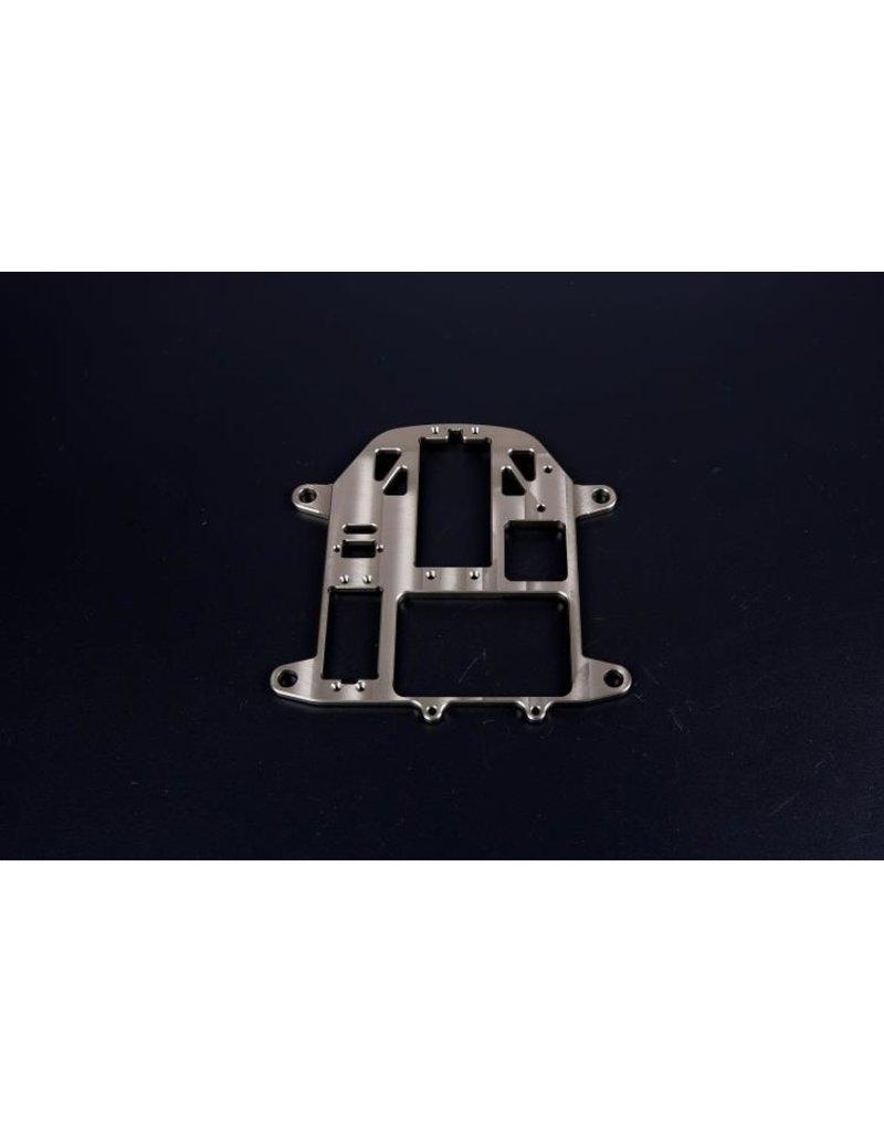 Rovan Sports CNC metalen bevestigingsplaat symmetrische stuurinrichting