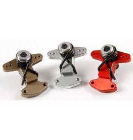 Rovan Sports CNC metal symmetrical steering buffer arm kit