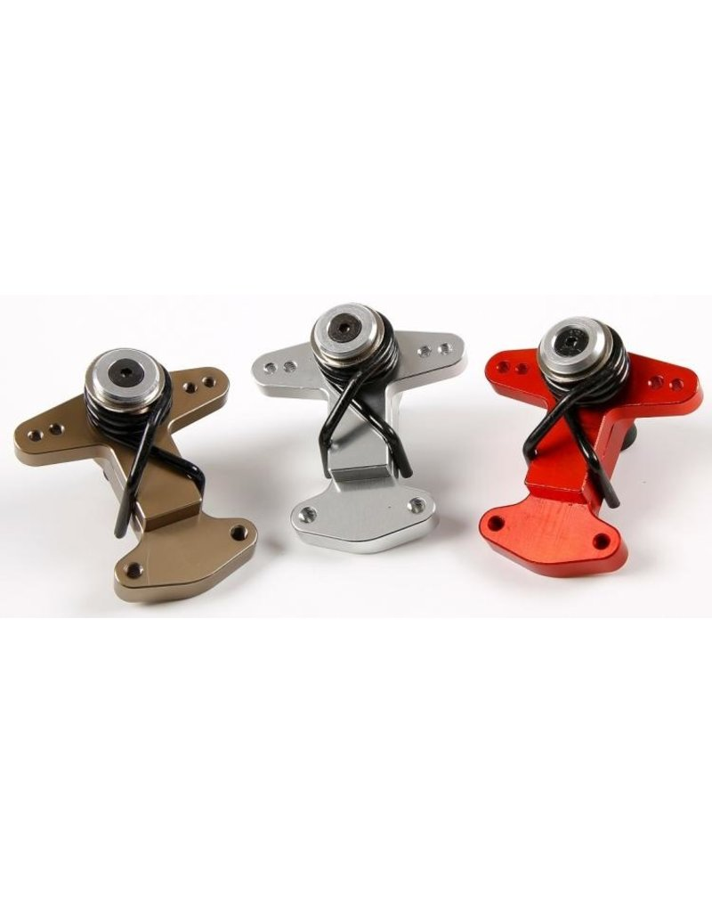 Rovan CNC Metall symmetrische Lenkung pufferarm-Kit