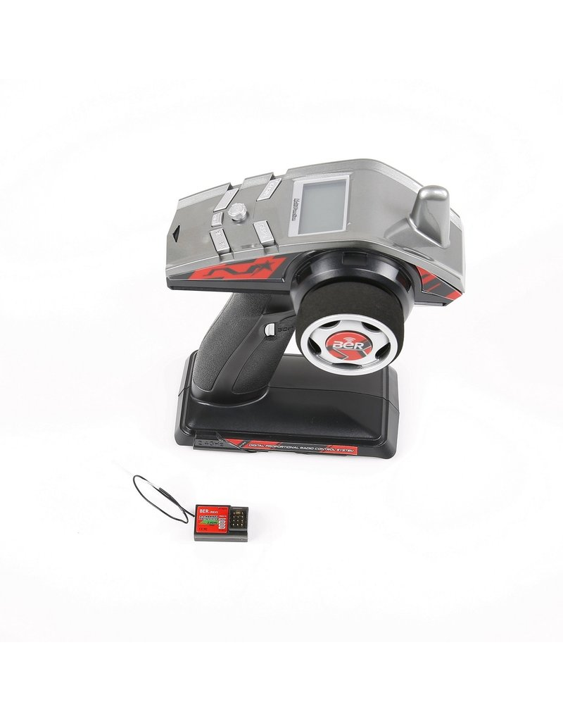 Rovan  BER 2.4 LED remote control