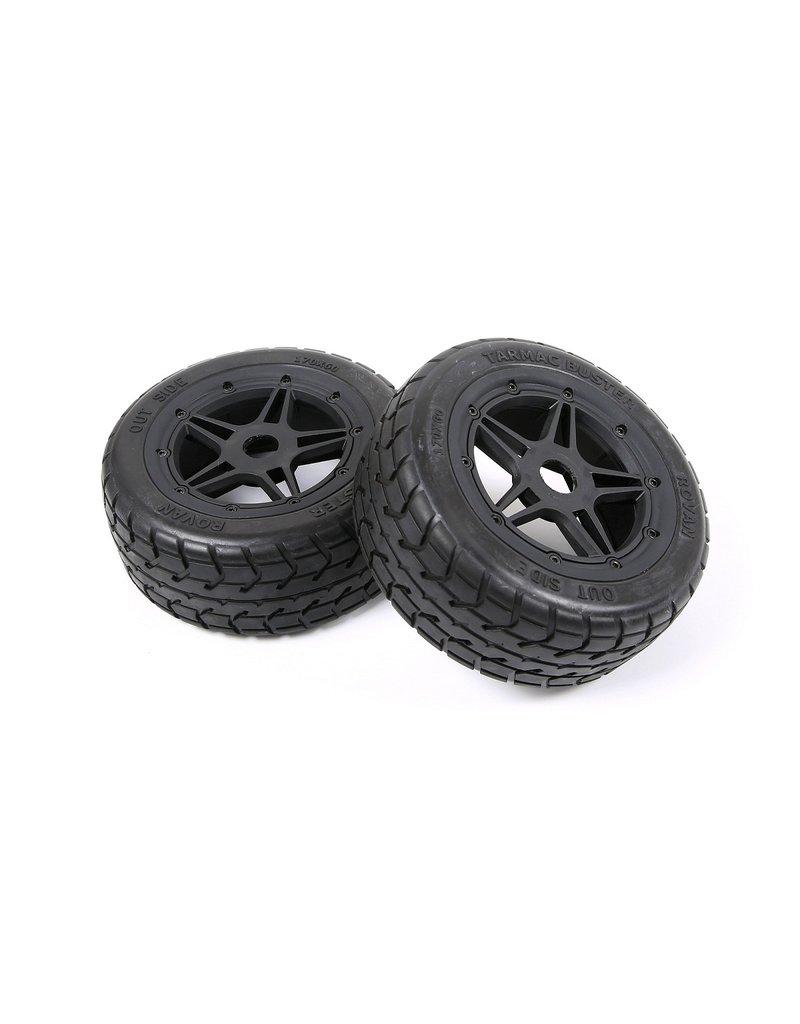 Rovan F5 On road wheels