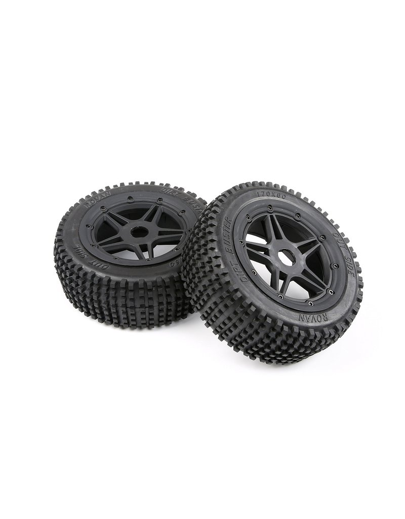 Rovan Sports F5 Off road wheels