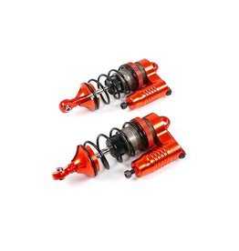 Rovan Sports F5 CNC alloy shock absorbers with adjustable buffer