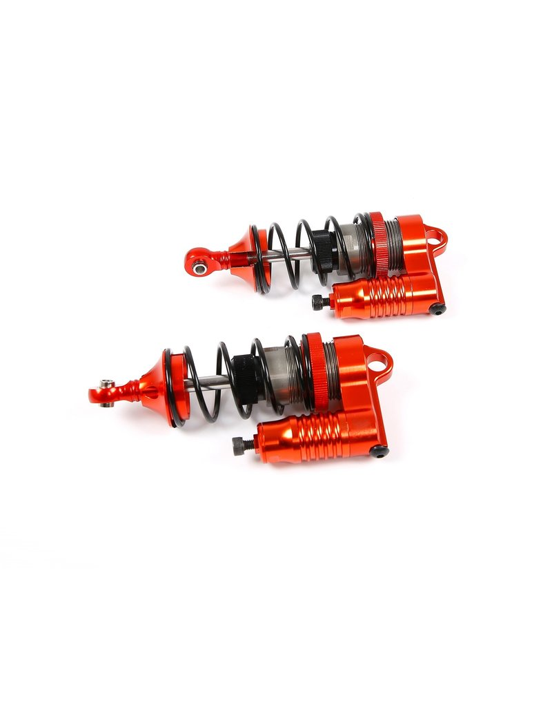 Rovan Sports F5 CNC lichtmetalen schokbrekers met verstelbare buffer