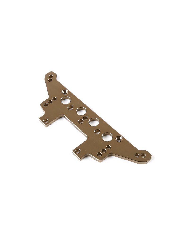 Rovan CNC-Leichtmetallstützplatte hinten
