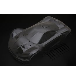 Rovan F5 Clear body cover