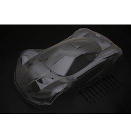 Rovan F5 Transparante body/kap