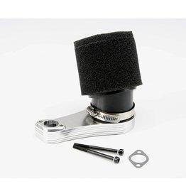 RovanLosi LT CNC Middle part air filter bridge kits 4 (w bigger diameter fast on-off angle air filter foam