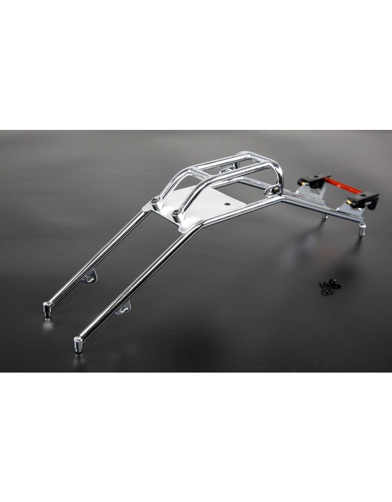 Rovan Metal roll cage with rear protect bar and hand bar included