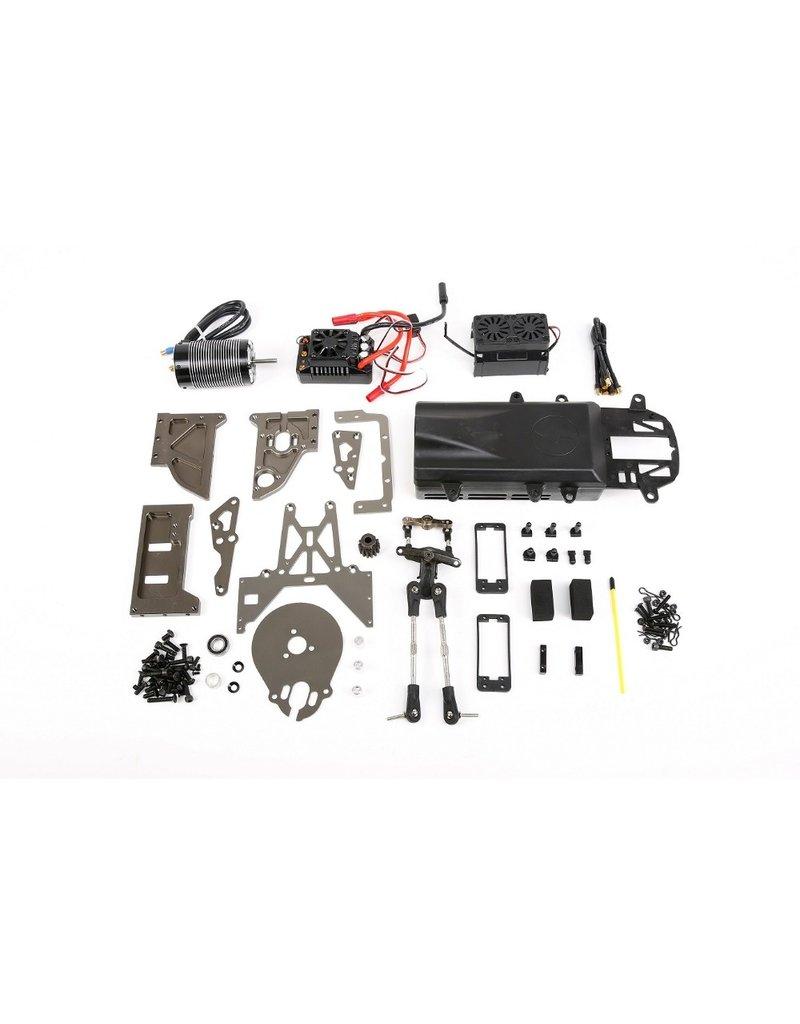 Rovan Sports  Conversion kit II oil change to electric