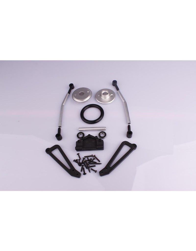 Rovan BM tail wheel kit/ wheelie bar