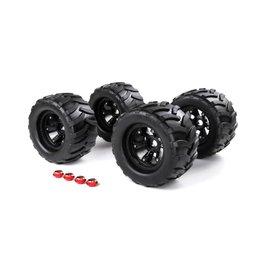 Rovan BM Big tire set (200x120)