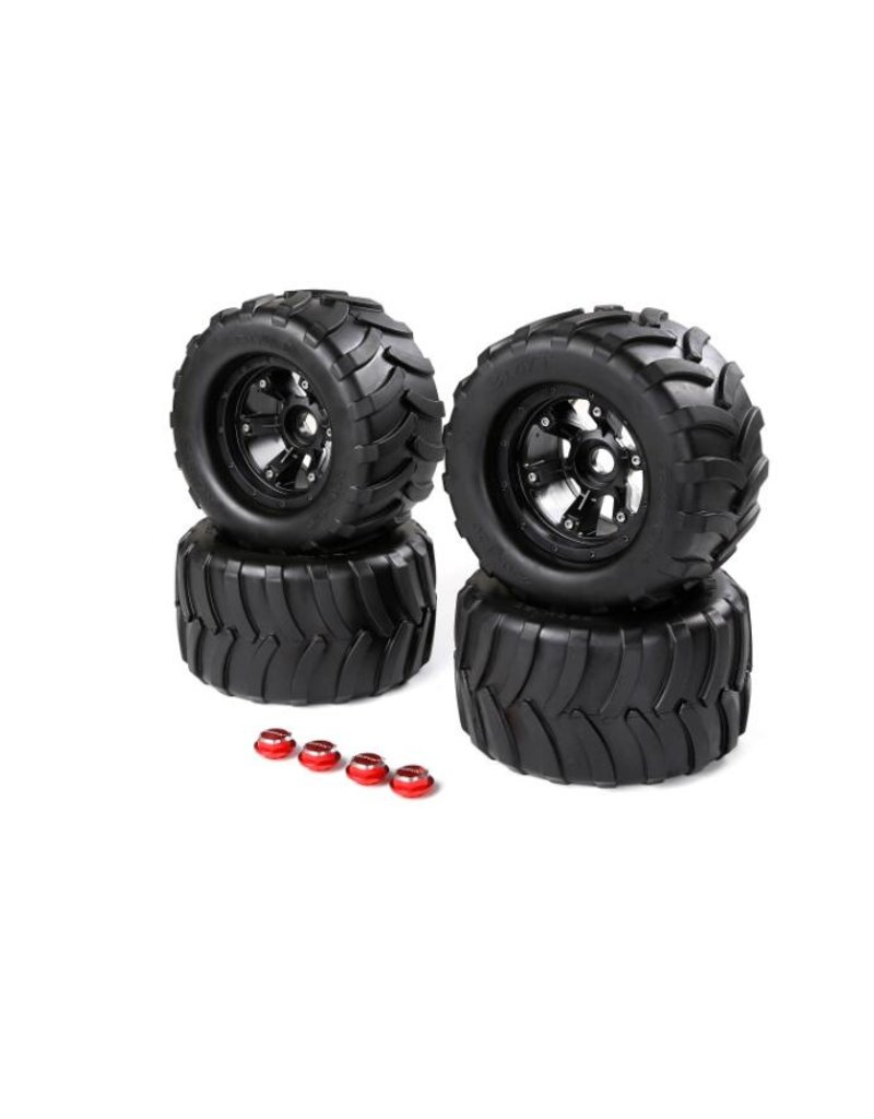 Rovan BM Big tire set (200x120)