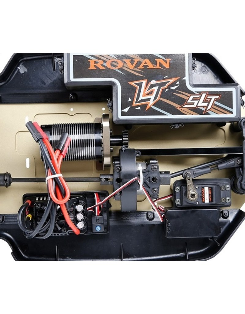 RovanLosi  Conversion kit II oil change to electric  for Losi 5ive-T / Rovan LT or SLT