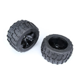 Rovan BM big foot Tire set second generation 200x100 (2pc.)