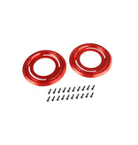 Rovan Sports CNC metalen beadlocks buitenzijde 2 st.