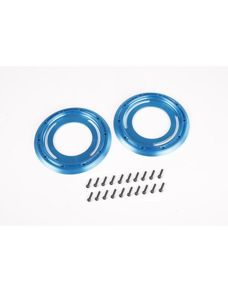 Rovan CNC Metall Felgenringen ausser 2 st.