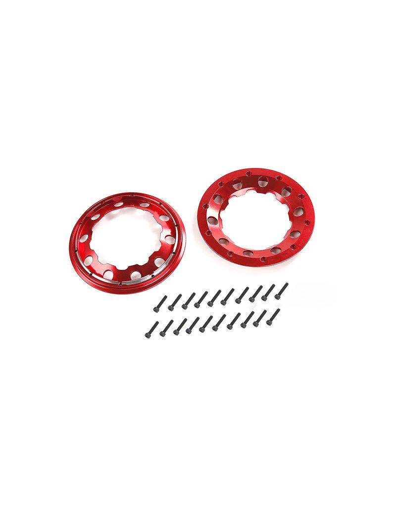 Rovan CNC metalen beadlocks buitenzijde 2 st.
