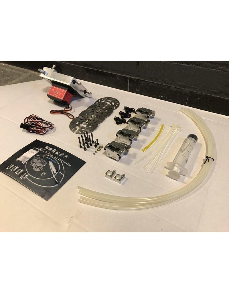 Rovan BM Big foot four wheel liquid brake kit