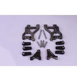Rovan BM big foot CNC metal rear suspension kit