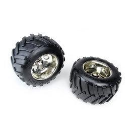 Rovan BM big foot Tire set