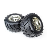 Rovan BM big foot Tire set