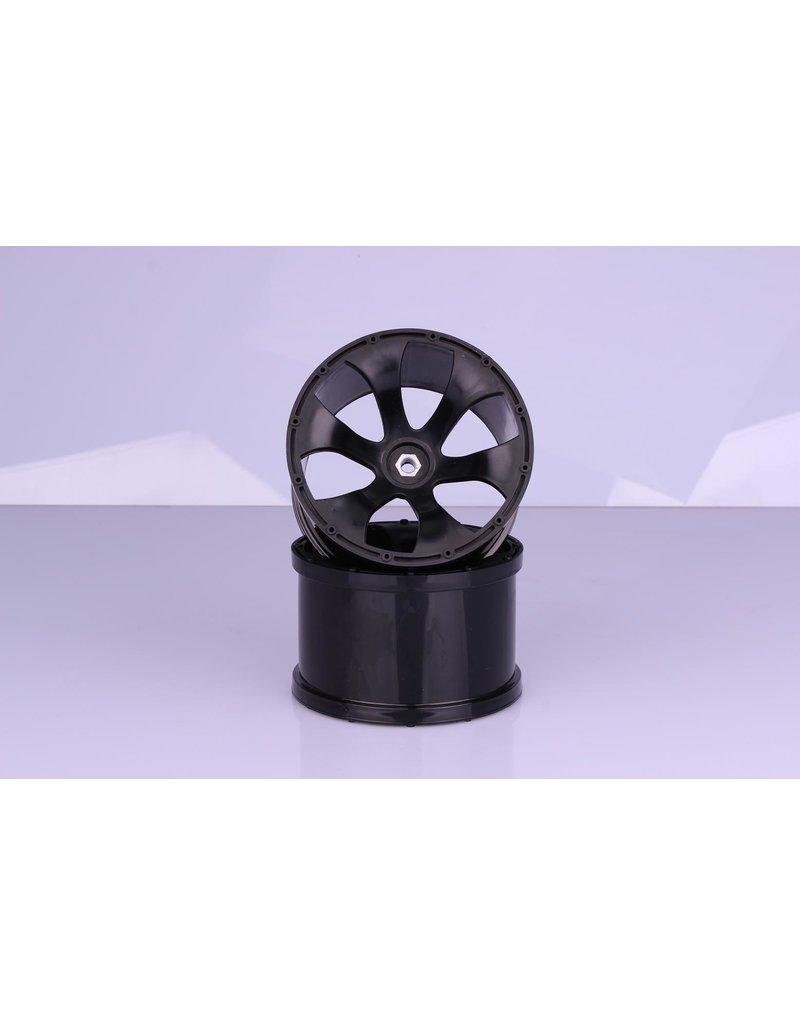 Rovan BM velgenset 2nd gen. / Wheel set 2nd generation (2 st.)