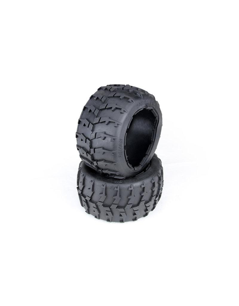 Rovan  BM Tire set 2nd gen. (2 pc.) 200x100