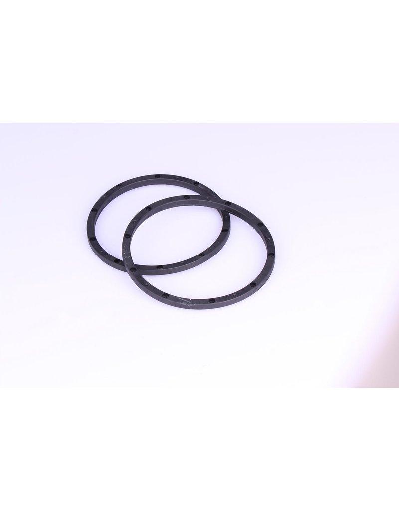 Rovan Sports BM beadlocks (2pc.) / bandenopsluiters (2st.)