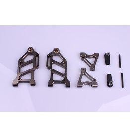 Rovan BM Big Foot CNC Metallfahrwerk vorne