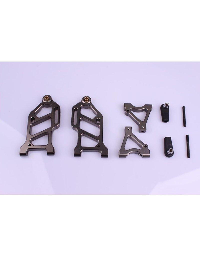 Rovan BM big foot CNC metal front suspension kit