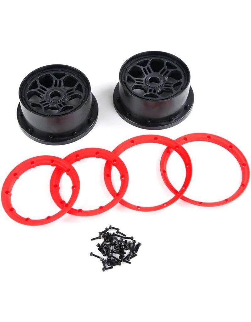 RovanLosi  LT 3rd gen. wheels, frame kit (SLT/V5/5S universal)