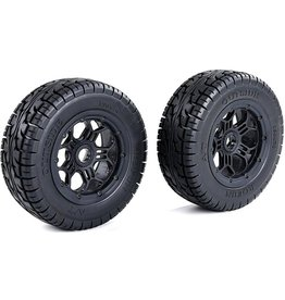RovanLosi LT / Losi all-terrain 3rd gen.  wheel set A/T all terrain outside 190x70 (SLT/V5/5S universal) 2 pcs