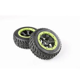Rovan Sports Tarmac Buster 5T/5SC Tire 195x80 (2pcs.)