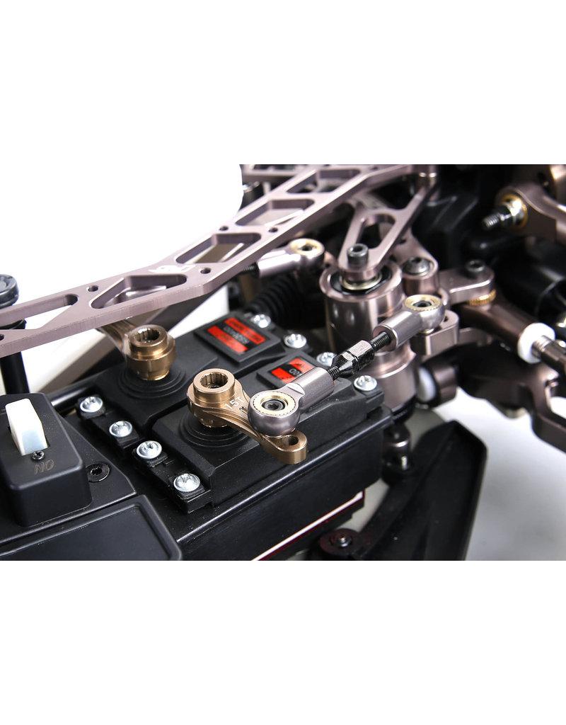 Rovan Sports F5 CNC metal steering servo lever