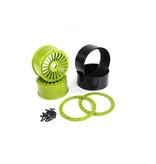 Rovan F5 second generation high strength nylon wheels set