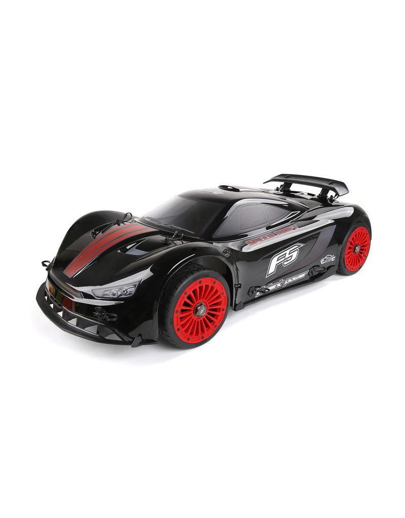 Rovan Sports F5 tweede generatie extra sterke nylon wielen compleet set